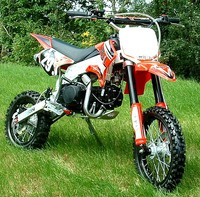 125 ORION AGB29, 10Ch, roues alu 14'' et 12''-Pit-bike