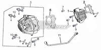 Part list moteur 150-10 TOKAWA-Pit-bike