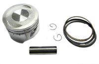 Kit piston 63.5mm, axe 15, 200 ZongShen / Lifan / Ducar / Loncin / Shineray-Pit-bike