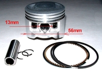 Quand changer un piston ?-Pit-bike