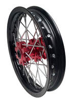 Roue avant 12'' RED-ONE pour MX-Pit-bike