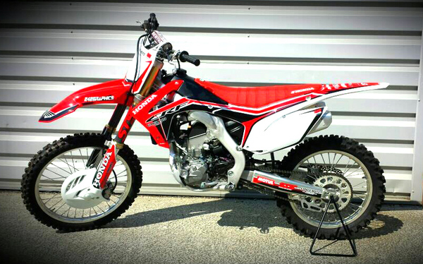 HONDA CRF250 UPower