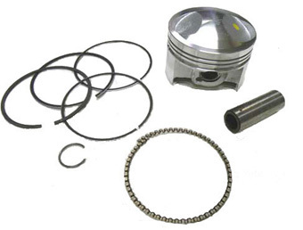 Kit piston 54mm, axe 13, 115/119/125 DAYTONA et 125 TOKAWA