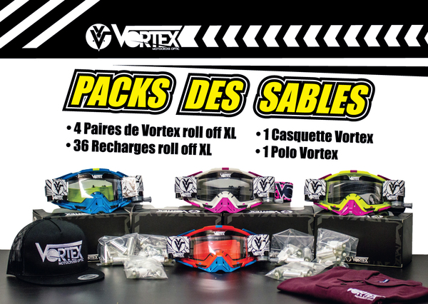 PACK SABLE VORTEX VONE