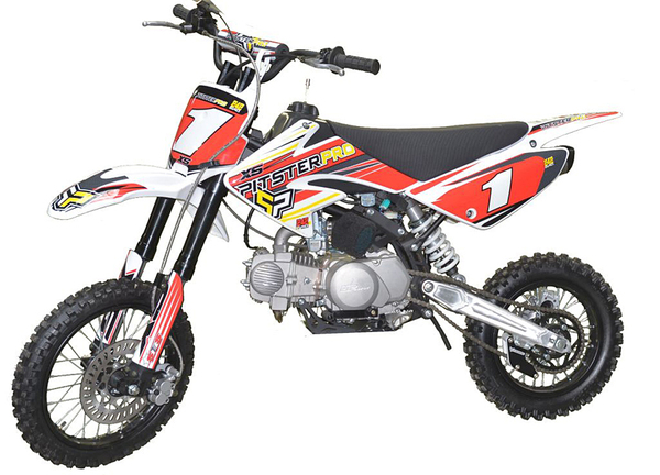 DIRT BIKE PITSTER PRO X5 150 rouge