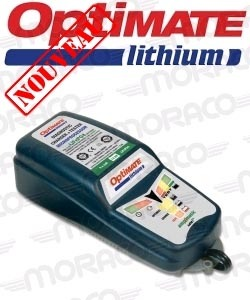 Chargeur OptiMate Lithium TM-290 pour batterie CRF 2018 250 et 450 Indispensable