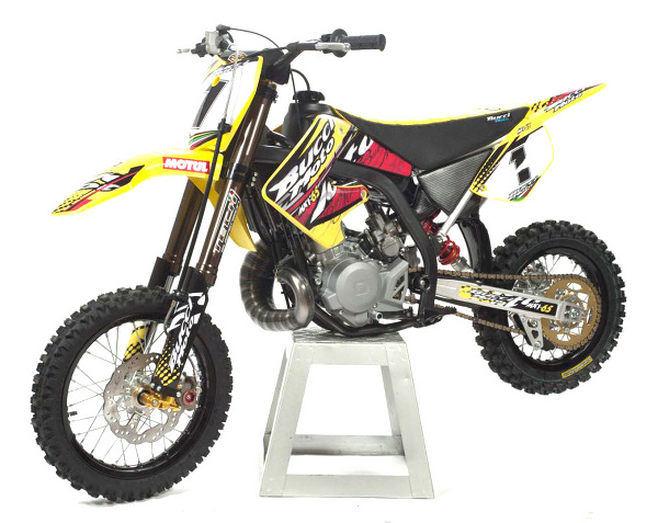 bucci mx1 65 dirt bike 2 temps 3829 pieces pit bike et. Black Bedroom Furniture Sets. Home Design Ideas