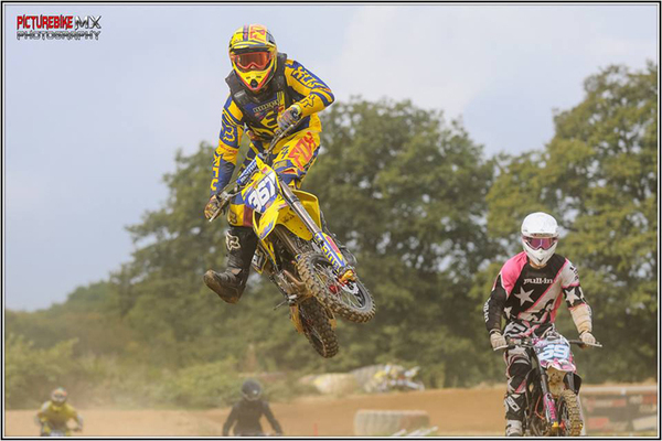 Championnat UK Pit Bike 2015
