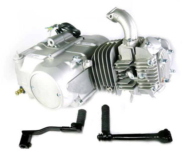 moteur pit bike 125 lifan 1p54 vitesse semi automatique lifan moteur complet pice moteur. Black Bedroom Furniture Sets. Home Design Ideas