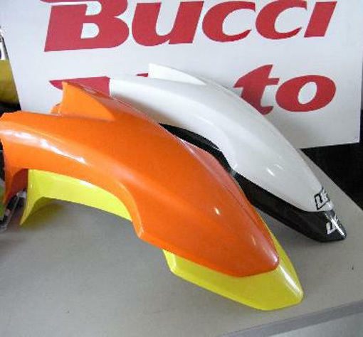 Kit plastique orange BUCCI BR1F6