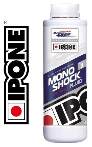 Huile special amortisseur 3W IPONE MONOSHOCK 1 litres